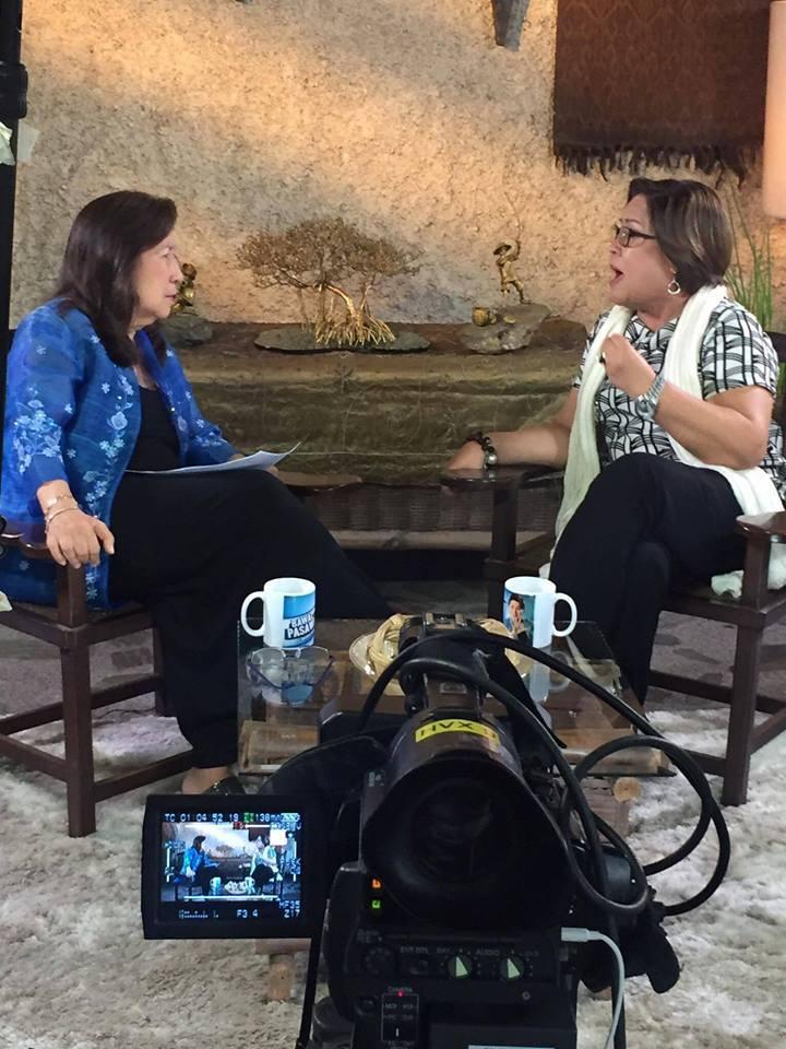 Image of Senadora Leila de Lima Inamin ang Pag-iibigan Nila ng Driver Bodyguard na si Ronnie Dayan