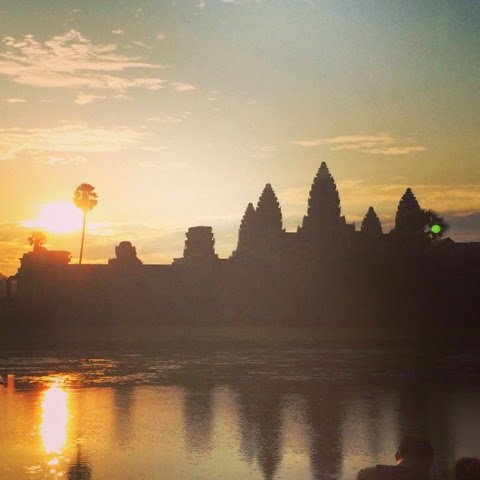 What to Do with Seventeen (17) Hours in Siem Reap, Cambodia