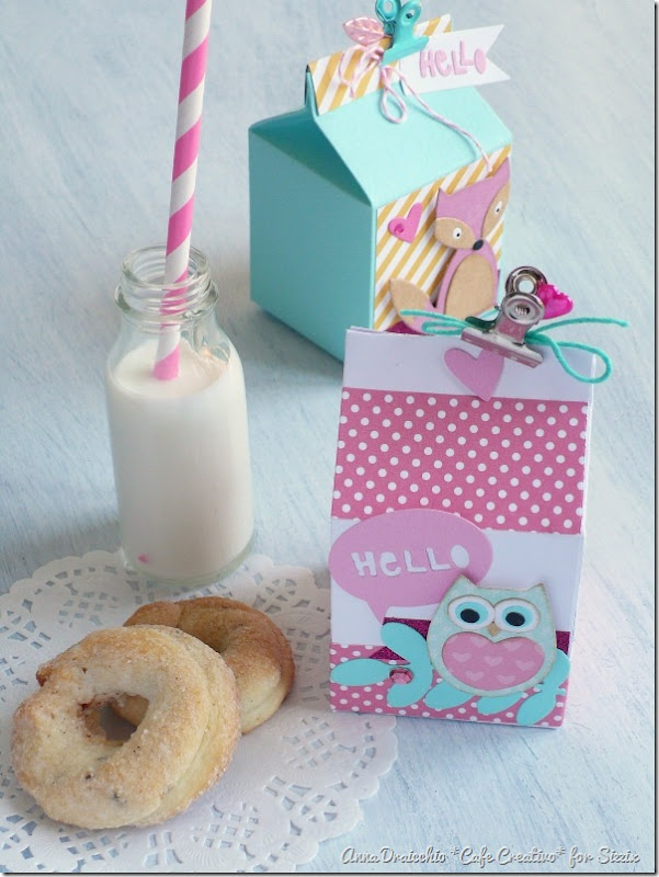 Milk box Sizzix - Big Shot Plus - Die Cutting - Packaging - Favors - Bomboniere - by cafecreativo (2)