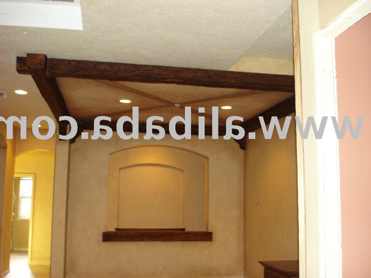T17a Faux Wood Beams