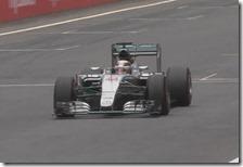 Lewis Hamilton conquista la pole del gran premio d'Austria 2015