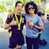 Runner Rocky Meets Runrio
