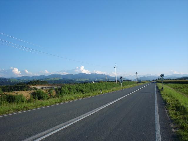 Alpy na horyzoncie