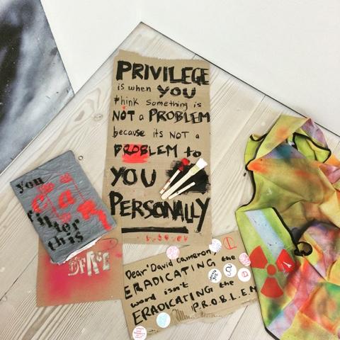 Politics Urban Art Stories Saatchi Gallery
