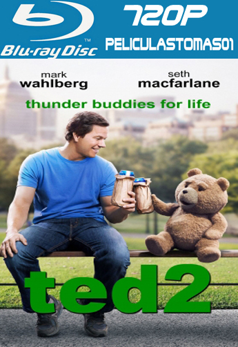 Ted 2 (2015) [BRRip 720p/Dual Latino-ingles]