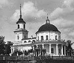 11. Троицкий кладбищенский  храм в г. Елабуге (ныне разрушена)
