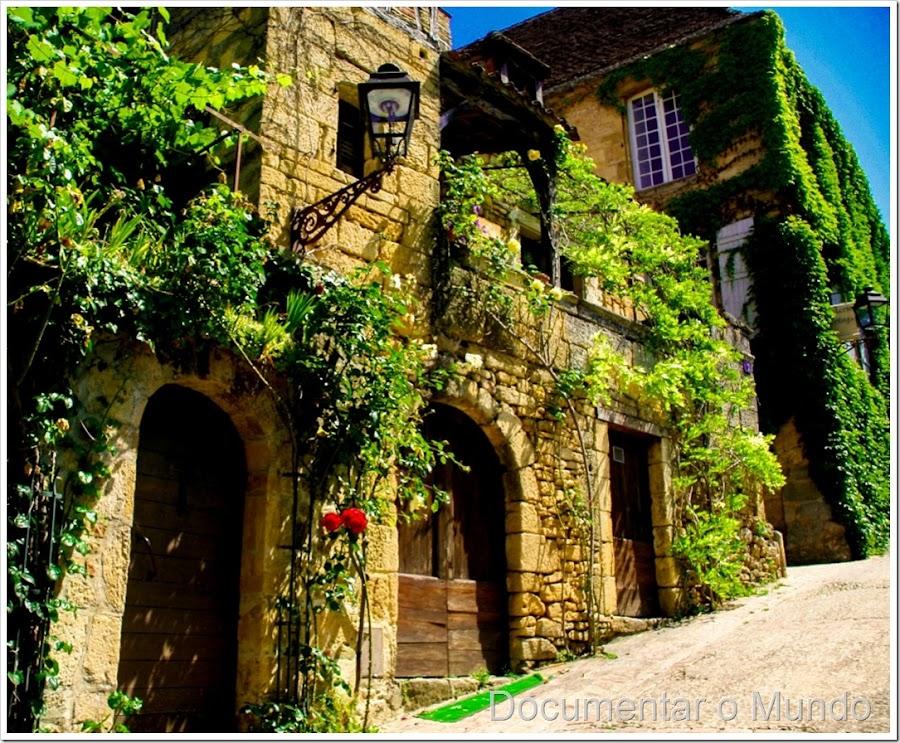 Sarlat-la-Caneda; aldeias mais bonitas de França;  locais mais visitados em França; o que visitar na Dordonha