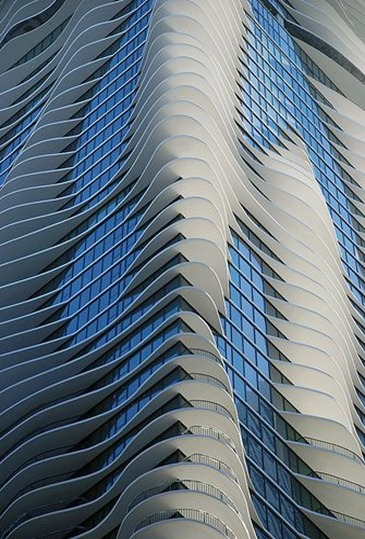 Aqua Building, Chicago