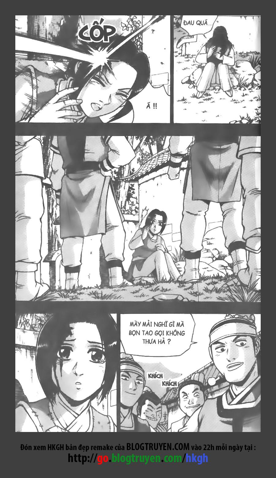 xem truyen moi - Hiệp Khách Giang Hồ Vol41 - Chap 279 - Remake