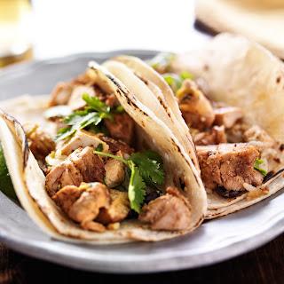Chicken Thigh Tacos Recipes