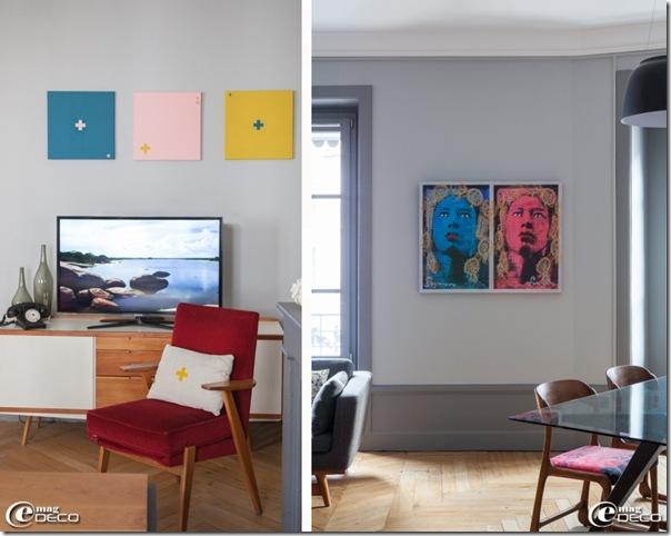 Appartamento neo borghese in francia case e interni for Interni di appartamenti