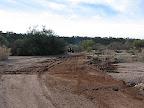 Widening driveway for trucks 2/15