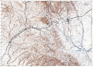 Map 100k--p56-039_040--(1951)