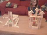 We built castles...