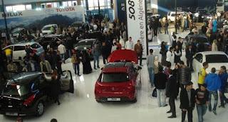 Avec 145 000 ventes et 15% de recul, Le marché de l'automobile en souffrance