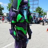 EVA at Anime North 2014 in Mississauga, Ontario, Canada