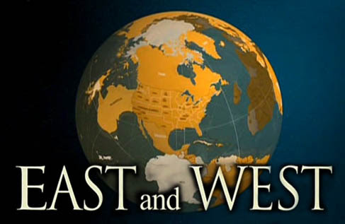 Wsch�d i Zach�d / East and West (2008) PL.TVRip.XviD / Lektor PL