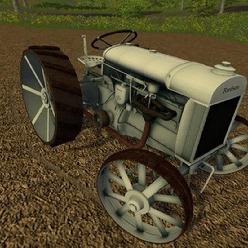 Farming simulator 2015 - Fordson 1917 v 1.00