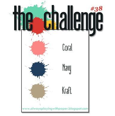 Colour Challenge #38