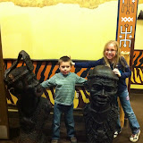 Hannah and Bryan at the Kalahari resort in OH 02192012