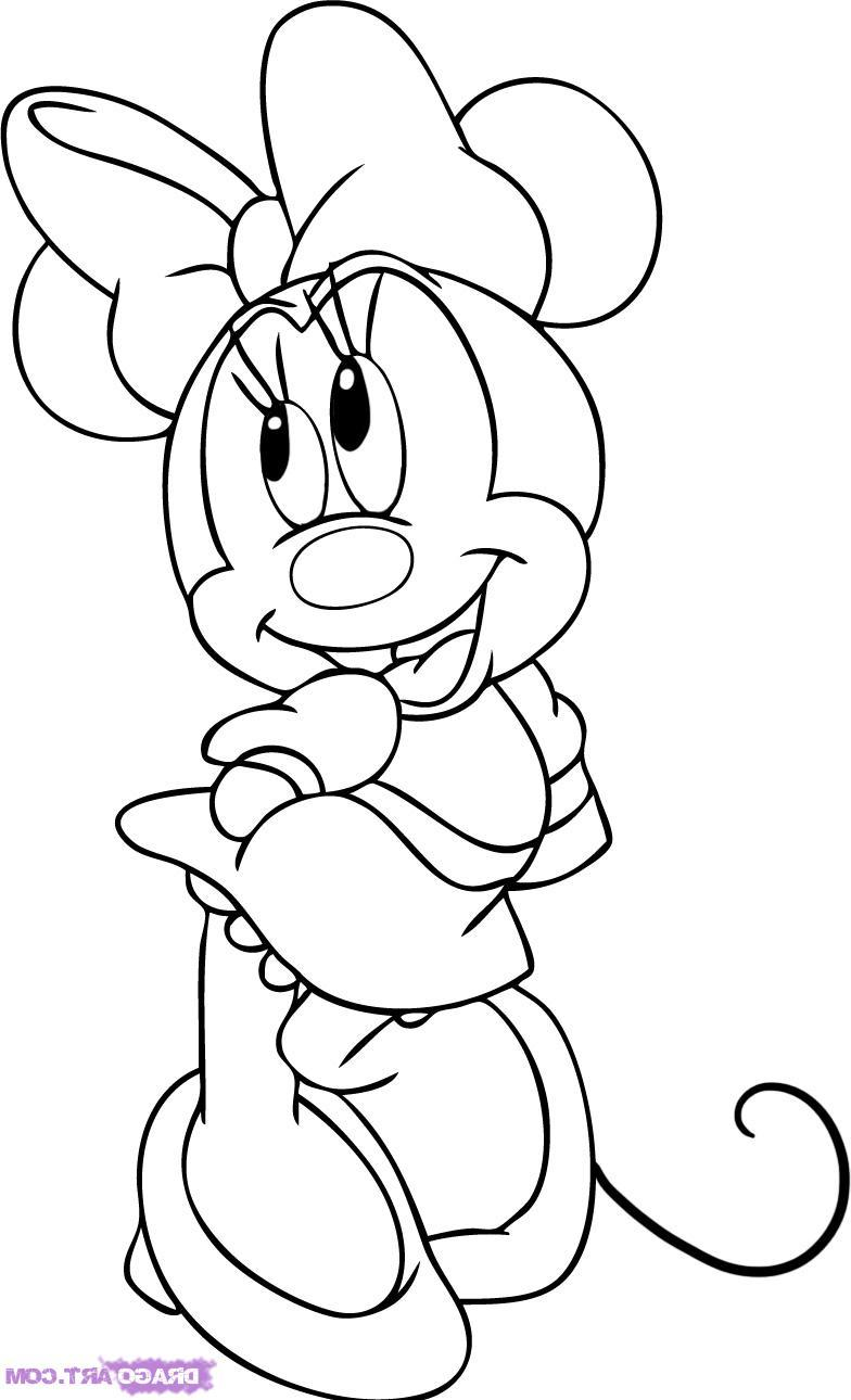 Astounding image inside minnie mouse printable coloring pages