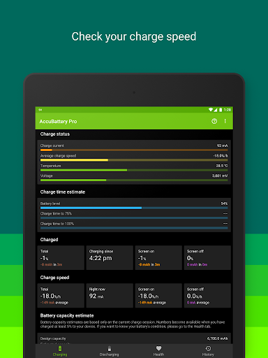 Accu​Battery screenshot 12
