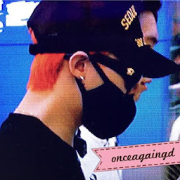 Big Bang - Incheon Airport - 10jul2015 - Once Again GD - 01.jpg