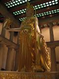 Inside the Parthenon replica in Nashville TN 09032011b