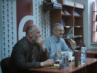 Презентація нової книжки Віктора Неборака