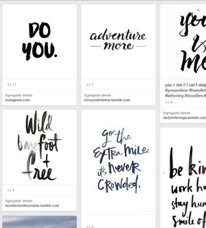 16 cuentas en Pinterest dedicadas a diseño