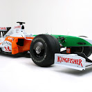 Force India F1 VMJ02 right front