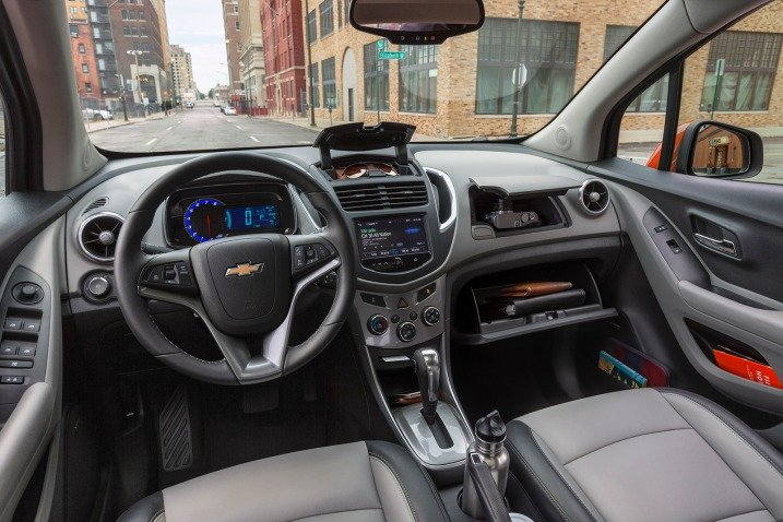 2016 Chevrolet Trax Specs Review Car Price Concept