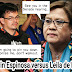 De Lima to Grill Kerwin Espinosa in the Senate Probe
