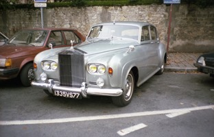 1986.10.19-066.03 Rolls-Royce Silver Cloud III