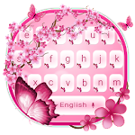 Butterfly Love Keyboard Icon