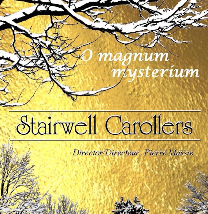 O Magnum Mysterium CD cover