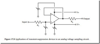 Circuit-Level Transient Suppression-0285