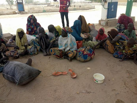 Rescued+Boko+Haram+hostages