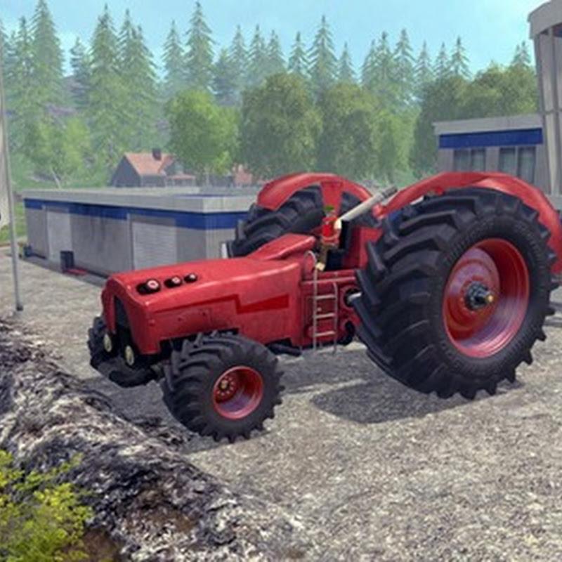 Farming simulator 2015 - Lizard2015 FullPull v 1.0