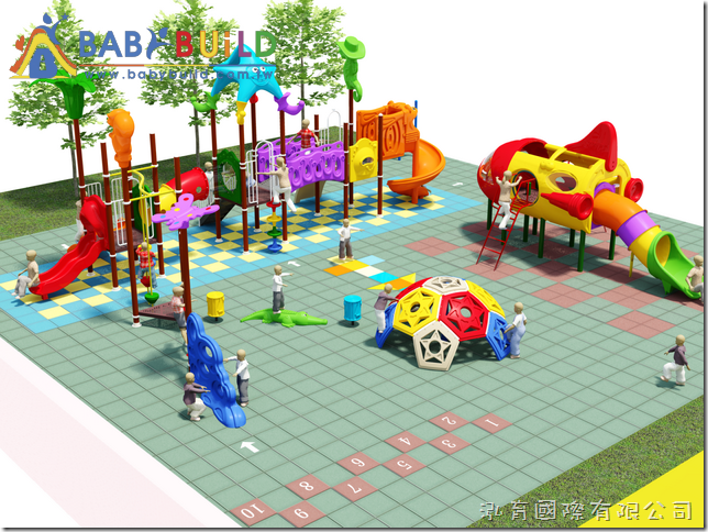 BabyBuild遊戲器材規劃