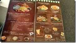 Malaysia Pelicana Chicken Menu (page 3 of 4)