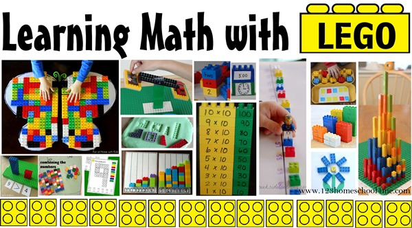 Learning Math with Lego Activities