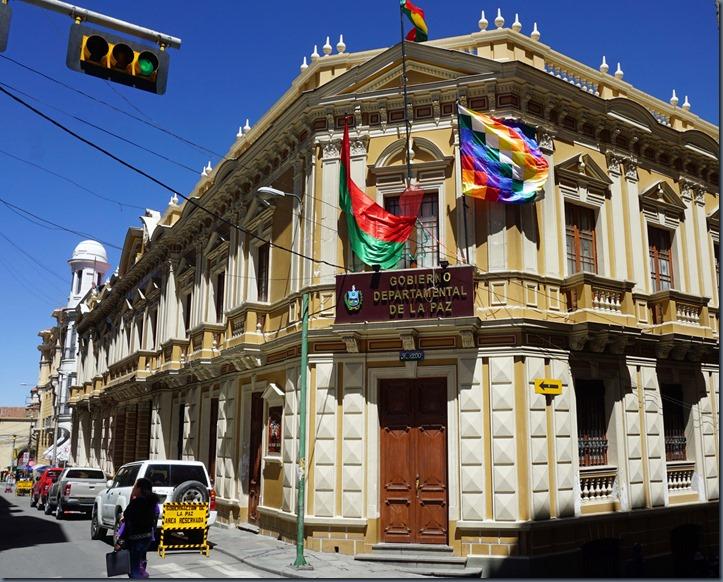 La Paz  Plaza Murillo