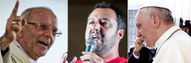 Salvini_Galantino Papa