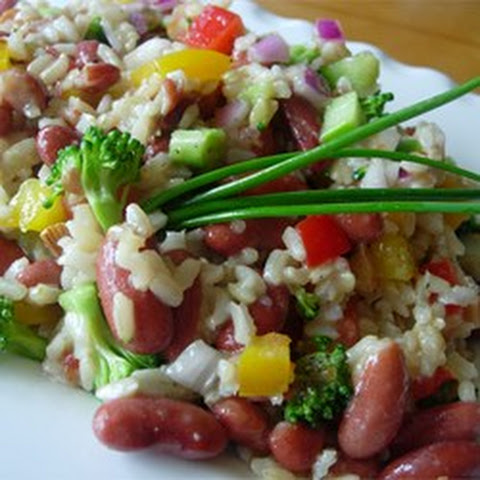 Wild And Brown Rice Salad Recipes — Dishmaps