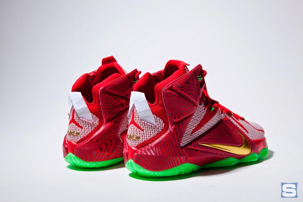 Nike LeBron 12 LeBrons Mix Sprite Pack