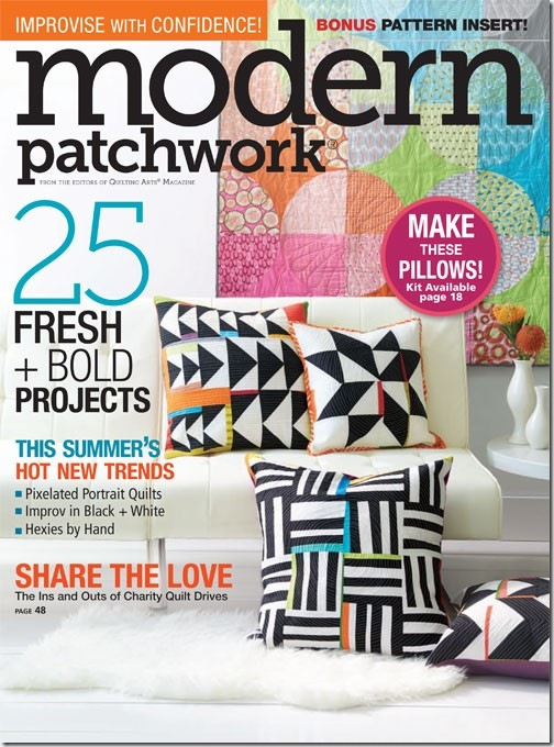 Modern patchwork summer 2015 for you ZEN CHIC