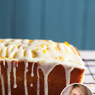 Sally's Glazed Orange Pound Cake