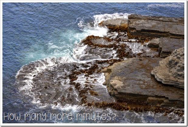 How Many More Minutes? ~ The Tasman Peninsula