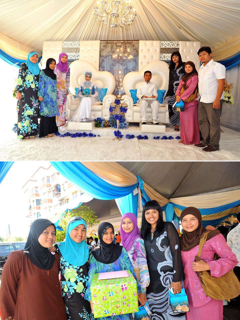 Muslim wedding    Amrufm The